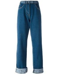 Kenzo Trim Boyfriend Jeans
