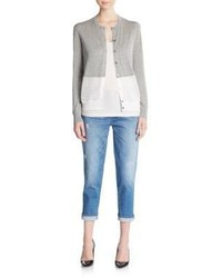 Marc by Marc Jacobs Jessie Distressed Boyfriend Jeans