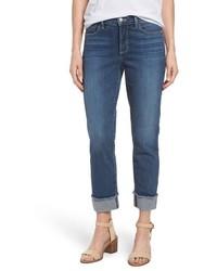 NYDJ Marnie Stretch Cuffed Boyfriend Jeans
