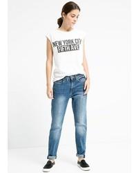 Mango Outlet Outlet Boyfriend Lonny Jeans