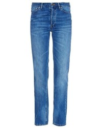Maison Margiela Patch Pocket Boyfriend Fit Jeans