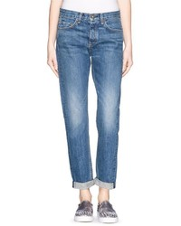 Rag and Bone Rag Bonejean Marilyn High Rise Boyfriend Jeans