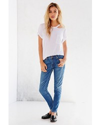 innovative design discount coupon top-rated real BDG Slim Fit Boyfriend Jean Olde Blue, $79 | Urban ...