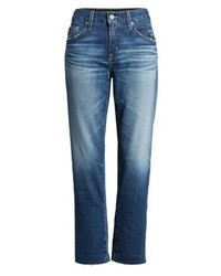 AG The Ex Boyfriend Crop Jeans
