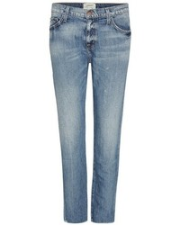 Current/Elliott The Unrolled Fling Slim Boyfriend Jeans
