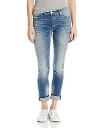 True Religion Liv Low Rise Slim Boyfriend