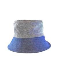 Ruby Grey The Split Brim Bucket Hat