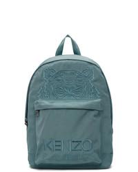 Kenzo Blue Kampus Backpack