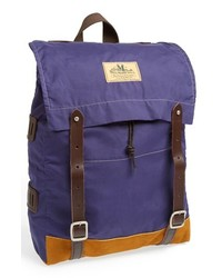 Junya Watanabe X Seil Marschall Canvas Backpack