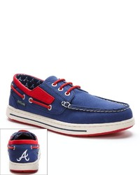 Eastland Atlanta Braves Adventure Boat Shoes