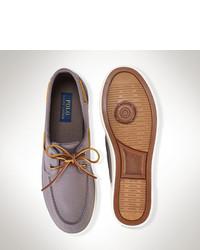 ... Polo Ralph Lauren Canvas Sander Sneaker