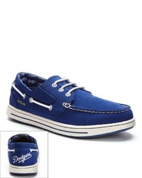 Eastland Los Angeles Dodgers Adventure Boat Shoes