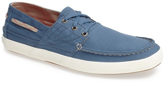 ... Tretorn Otto Canvas Boat Shoe ...