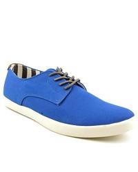 Generic Surplus Mariner Blue Canvas Sneakers Shoes