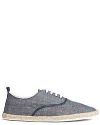 H&M Espadrilles With Lacing