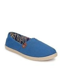 Tommy Hilfiger Gerry 1a Blue Espadrilles Casual Shoes