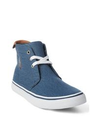 1d3243a8147bd Men's High Top Sneakers by Polo Ralph Lauren | Men's Fashion ...