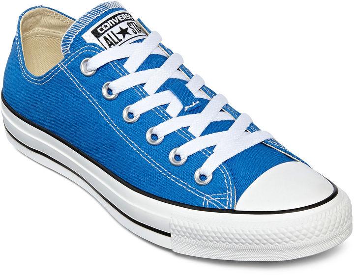 converse blu basse amazon