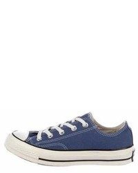 Converse Round Toe Low Top Sneakers