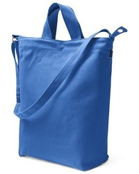 Duck bag canvas tote blue medium 619019