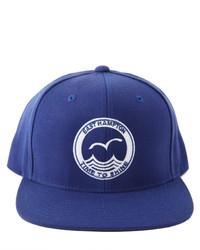 Blue & Cream Bluecream East Hampton Snapback