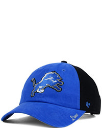 '47 Brand Detroit Lions Sparkle 2 Tone Adjustable Cap