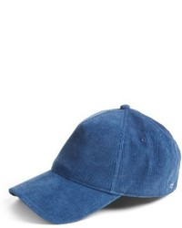 Rag & Bone Marilyn Baseball Cap Blue