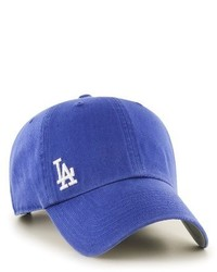 '47 Suspense Los Angeles Dodgers Baseball Cap Blue