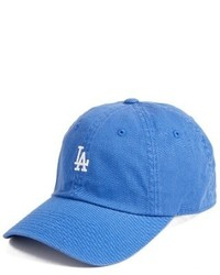 American Needle Washed Cotton Baseball Cap Red
