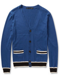 Marc by Marc Jacobs Silk Cotton And Cashmere Blend Cardigan