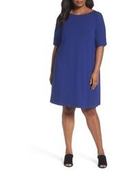 Plus size jersey t shirt dress medium 4913357