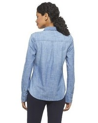 Merona Chambray Favorite Shirt
