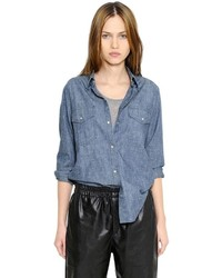 Etoile Isabel Marant Cotton Chambray Shirt