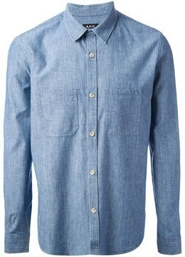 A.P.C. Chambray Work Shirt