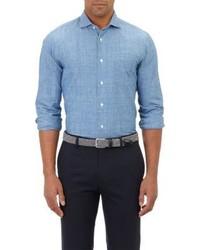 Hartford Chambray Shirt