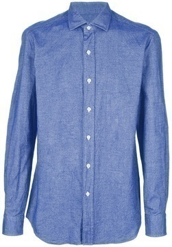 Salvatore Piccolo Chambray Shirt