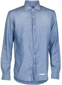 Drumohr Chambray Shirt