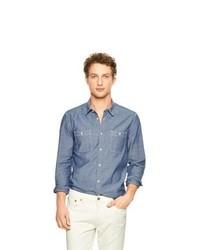 Gap Selvedge Chambray Shirt