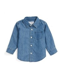 DL1961 Infant Franklin Chambray Shirt