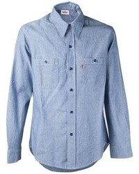 Levi's Vintage Clothing 1960s Chambray Shirt