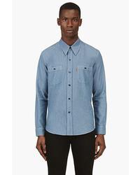 Levi's Vintage Clothing Blue Chambray 1960s Shirt