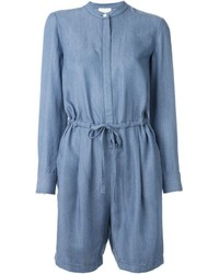 3.1 Phillip Lim Chambray Playsuit