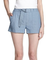 Chambray shorts medium 3665796