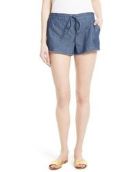 Kalpana chambray shorts medium 3665800