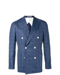 Barba Classic Double Breasted Blazer