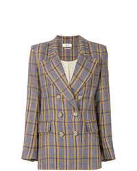 Isabel Marant Etoile Isabel Marant Toile Ianey Double Breasted Jacket
