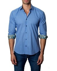 Jared Lang Check Sport Shirt