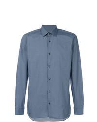 Z Zegna Checked Shirt