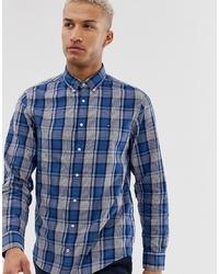 Tommy Hilfiger Heathered Check Shirt