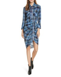 Veronica Beard Sierra Western Shirtdress